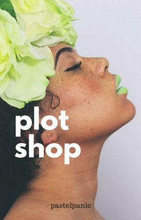 plot shop by pastelpanic