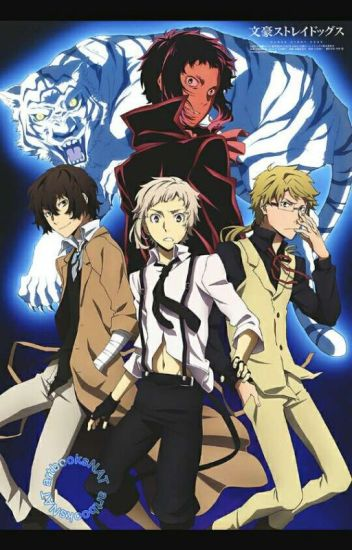 Bungou Stray Dogs X Reader