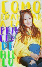 Como enamorar a la princesa de hielo. by You-Lee