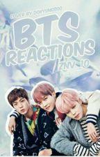Bts реакции  by ZNV_10