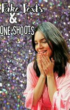 FAKE TEXTS & ONE SHOOTS by LaJennyunporoto