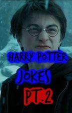 Harry Potter Jokes Pt.2 by kellytt28