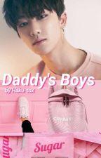 Daddy's Boys ❝Seventeen❞ by haku-ssx