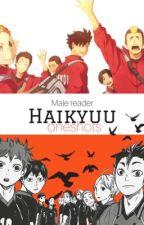 (Haikyuu X Male Reader) Oneshots by IAirPlaneI