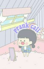 prank call. ft. kim taehyung ✔ by DILIJEON-