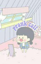 prank call. ft. kim taehyung ✔ by DILIJEON-