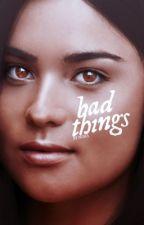 BAD THINGS ✦ JACOB BLACK by -taronegerton