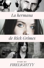 La hermana de Rick by firelightty
