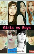 Girls Vs Boys by pink_princess134