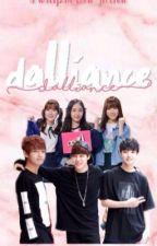 Dalliance | YuKook SinMin TaeRin💓 by preciousyukook