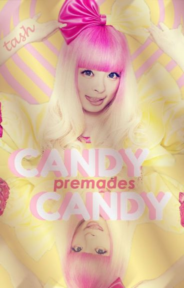 candy candy ► premades by tashbumblebee