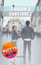 Romero x Rodriguez #KathNielReads by erindizon