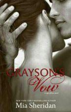 Voto de Grayson by Stiles_StylesK