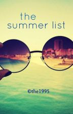 The Summer List by the1995