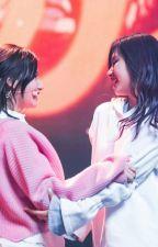 SaTzu: Em yêu chị, Sana. Mãi mãi by Cua2762