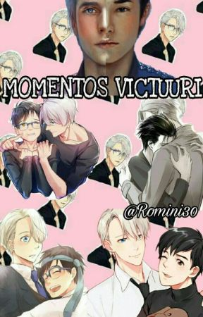 Momentos Victuuri by YoichiGeokking