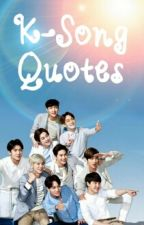 Kpop Song Quotes by Fdlval_