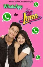 ~Whatsapp Soy Luna~ by chicadelivery93