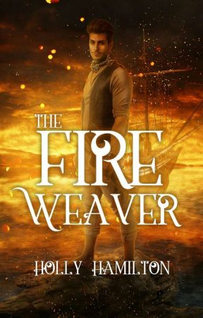 The Fire Weaver🔥☠ by hrhamilton