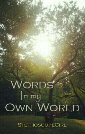 Words in My Own World by Shargazing