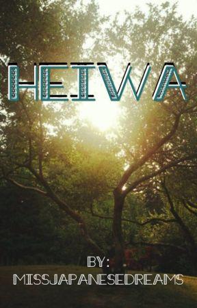 Heiwa by MissJapaneseDreams