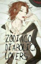 zodiaco diabolik lovers  by SAGITARIO-Z