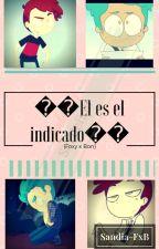💞El es el indicado🎸 (Foxy x Bon) by Sandia-FxB