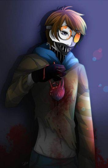 Ticci Toby x walking dead!reader one-shot! - Dark soul in