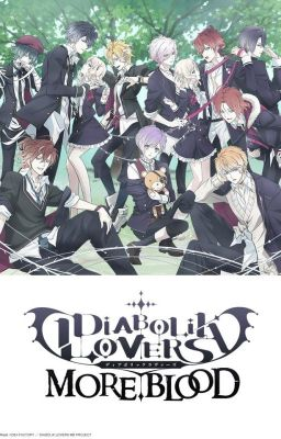Diabolik lovers (Em yêu các anh)