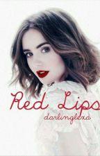 Red Lips | Paul Wesley by --prettylittlelie