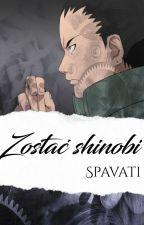   Shikamaru x OC   Zostać shinobi by Spavati