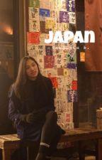 Japan by princessruwan