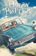 HARRY POTTER Y LA CÁMARA SECRETA J.K.ROWLING by XignaciaX