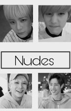 nudes • markson version [texting]  by kshyseokjin