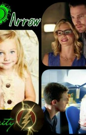 The Ones We Live For (olicity) by theflarrowfan13