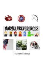 MARVEL PREFERENCES ↠ GIFS by robinnstark