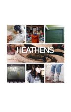 Heathens ▷ Skam by archibaldandrews