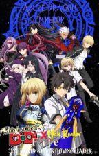 The Azure Dragon Emperor: Highschool DxD X Male Reader by 1stlovingreader