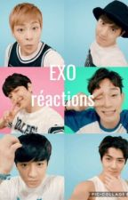 EXO réactions by MarlieSebaek9404