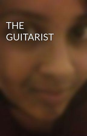 THE GUITARIST by SharonPereira