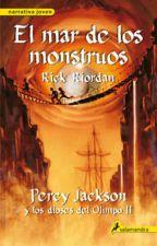 PERCY JACKSON Y EL MAR DE LOS MONSTRUOS by DulceMariaOrtiz