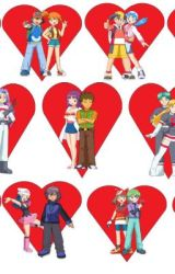 Pokemon couples by AlexisShefelbine