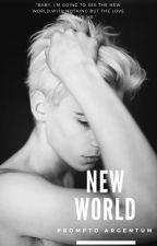 New World • Prompto Argentum by badbunnay