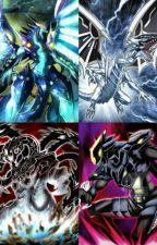 Yugioh Arc-V: Remnants of Time by PrinceNaro