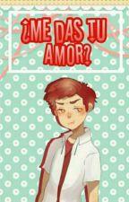 me das tu amor? (foxyxfreddy) by azazaza167