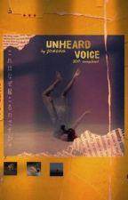 صوت لا يُسّمع | Mute voice  by theJOYX