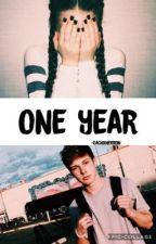 One year {Blake Gray} by purposebIake