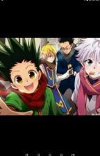 Killugon Oneshots and Lemons by Jade_Michaelis