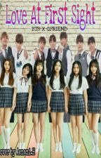 LOVE AT FIRST SIGHT (BTSXGFRIEND) by Aeae_min95