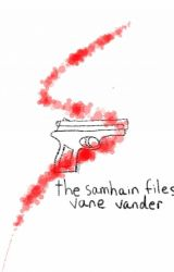 The Samhain Files by mayvaneday